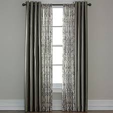 Jcpenney Silver Curtain Rods by 18 Best Curtain Shopping Images On Pinterest Curtain Shop