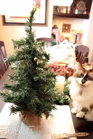 Flocked Real Christmas Trees by Epbot Easy Diy Tree U0026 Wreath Flocking Redux