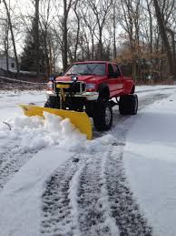 100 Rc Truck Snow Plow 58372 Ford F350 High Lift From IhaveaBruiser Showroom