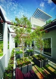 100 Houses F Beautiful White Glass Wood Simple Design Modern Tropical