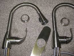 Glacier Bay Kitchen Faucet Manual by Pull Down Kitchen Faucet Glacier Bay 883432 Glacier Kitchen