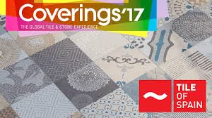 Roca Tile Group Spain by Tile Of Spain At Coverings 2017 Youtube