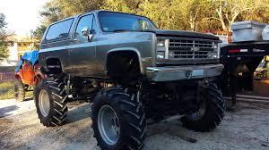100 K5 Truck Chevy K5 Blazer Mud Truck YouTube
