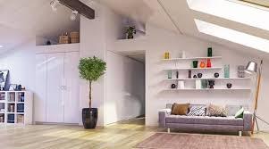 ideen für kleine räume mit schrä zimmer mit dachschräge