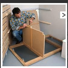 comment fabriquer soi même un meuble pour le lavabo bricobistro