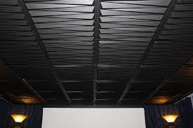 2x4 Suspended Ceiling Tiles Acoustic by Spray Paint Ceiling Tiles Black Integralbook Com
