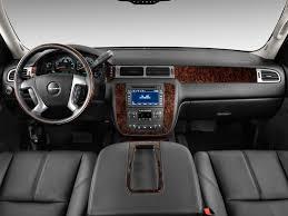 Image: 2009 GMC Sierra Denali AWD Crew Cab 143.5