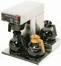 Low Profile Coffee Maker
