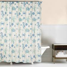 Dotted Swiss Lace Curtains by C U0026 F Brisbane Shower Curtain Paul U0027s Home Fashions