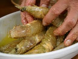 cuisiner les gambas recette papillotes de gambas à l ail cuisinez papillotes de