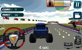 100 Monster Truck Simulator 4x4 Free Android Game Download Download