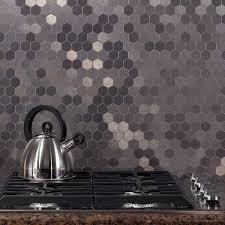 peel and stick glass mosaic tile backsplash decor new basement