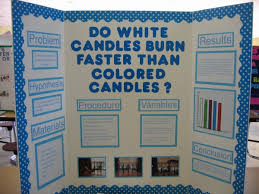 Science Fair Display Guide