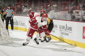Wisconsin Badgers Men's Hockey Team Sees Low Ranking As Chance To ...