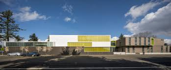 100 Holst Architecture New Designed Youth Campus Complete In Rockwood