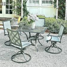 6 Person Patio Set For 8 Dining Table Large Size