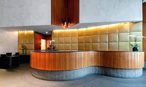 102 Modern Lobby Front Desk Interior Design Architecture Hotel Pinterest Lobbies And Desks Stupendous