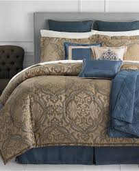 Macys Bedding Collections by Martha Stewart Collection Hampton 22 Piece Comforter Sets Bed In