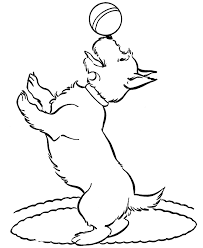 Best Dog Printable Coloring Pages Top Child Design Ideas