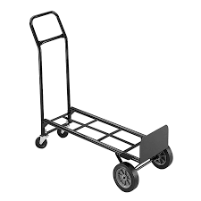 Safco Products 500 Lb. Capacity Tuff Convertible Hand Truck ... Shop Hand Trucks Dollies At Lowescom Convertible Truck 4 Wheel Cart Upright Folding Cargo Dolly Delivery Clipart Dolly Cart Frames Illustrations Hd Images Portable Stair Climbing Climb With Moving Up To 420lb Harper 600 Lbs Capacity Loop Handle Truckbktak19 The Home Depot Rock N Roller Rmh1 Pro Mini Pssl Cosco 300lb Silver Steel 3 Wheels Way Appliance Mobile Lift Factory Direct New 330lbs Platform Foldable Safco Products 500 Lb Tuff