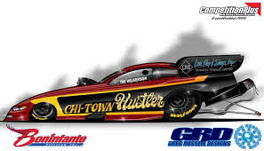 THE FUNNY CAR THROWBACK SHOWDOWN PRESENTED BY BONINFANTE FRICTION