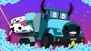 Cow Truck | Car Wash | Kids Video – Kids YouTube