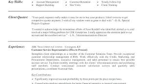 Client Services Cover Letter Samples Customer Service Call Center