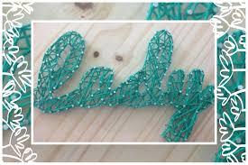 DIY Nail String Art Tutorial
