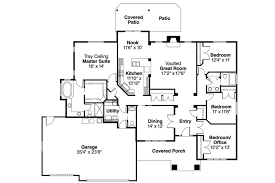 Open Floor Plans Homes by Craftsman With Open Floor Plans Home Style Homes House