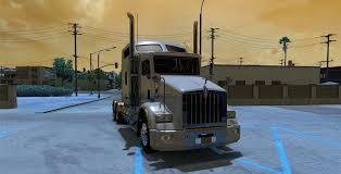 Kenworth T800 Truck - American Truck Simulator Mod | ATS Mod