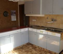 küche 60er jahre design klassiker becker küchen baujahr