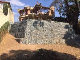100 Gabion House Retaining Walls Baskets