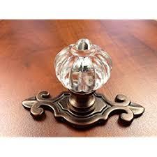 Cabinet Knob Backplates Oil Rubbed Bronze by Sonoma Cabinet Hardware Roman Knob Venetian Bronze With Fleur De