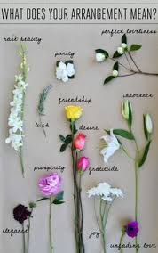 Wedding Flower Names On Pinterest