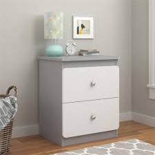 South Shore Libra Dresser White by South Shore Spark 2 Drawer Nightstand In Pure White 3260060 The