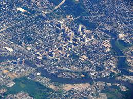 Chautauqua Desk Larkin Soap by Retiring Guy Aerial View Of Wilmington Delaware Postcard Series