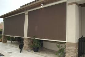 Roll Up Patio Shades by File Cabinets Astounding Spring Roller Shades Spring Loaded