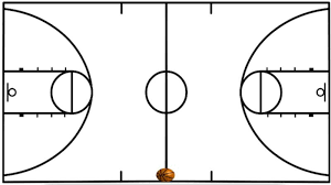 basketball court pictures clip art OurClipart