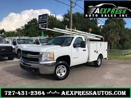2007 Chevrolet Silverado 2500 - 79610 | A Express Auto Sales, Inc ...