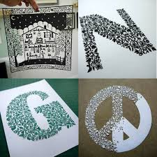 25 Amazing Papercut Artists DesignSponge