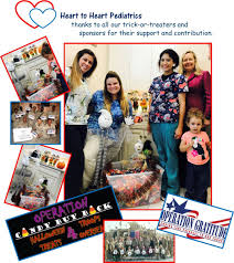 Operation Gratitude Halloween Candy by Candy Buy Back Event Rules Conditions And Raffle Day Heart To