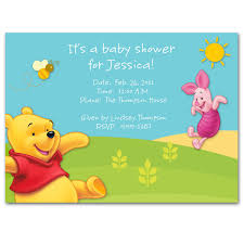 Winnie The Pooh And Eeyore Baby Shower Invitations Baby Showers Ideas
