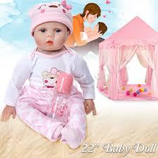 Inch Silicone Reborn Baby Dolls ARDIAFM