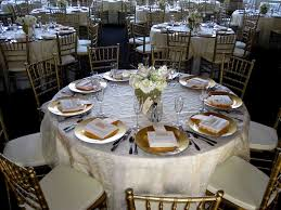 Black And White Setting Planning Our Perfect Rustic Wedding Round Table Settings