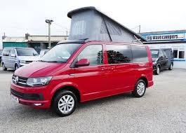 VW Volkswagen Transporter T6 102 Ps Camper Campervan Pop Top Conversion