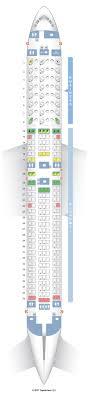 reserver siege air canada seatguru seat map air canada boeing 767 300er 763