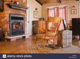 kamin antike möbel esszimmer alt stockfotografie alamy