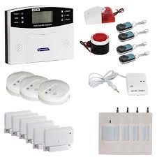 alarme maison sans fil filaire gsm ematronic al01 ultimate 4 5