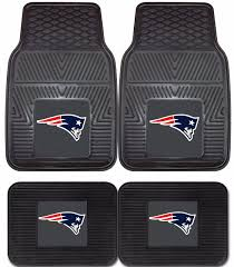 NEW ENGLAND PATRIOTS Heavy Duty Floor Mats 2 & 4 Pc Sets For Cars ... Amazoncom Bdk Mt641rd Red Metallic Mat Automotive Full Metal Design Car Floor Mats Heavy Duty 4 Piece Front Grey All Weather 3d Rubber Rear Seat Avm Hd Fxible Trim To Fit 072013 Gm 1500 Armor By Rough Husky Liners Bestfh For 4pc Set Tactical Ivoiregion Weathertech 11avmsbhd Vanku Honda Cr V 2017 Go Gear Mid Truck Black 4piece Walmartcom