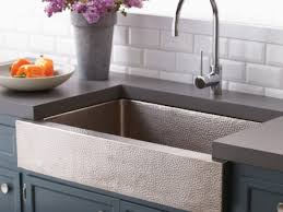 Stainless Overmount Farmhouse Sink by Kitchen Marvelous 33 Farmhouse Sink 24 Inch Farmhouse Sink